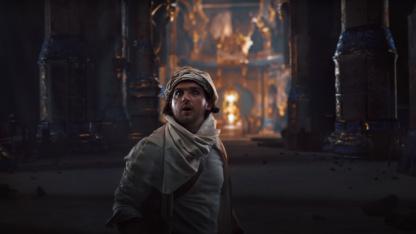 Появился кинематографичный трейлер Prince of Persia: The Dagger of Time