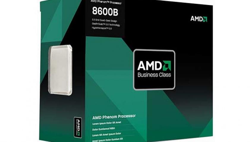 AMD представила четыре процессора