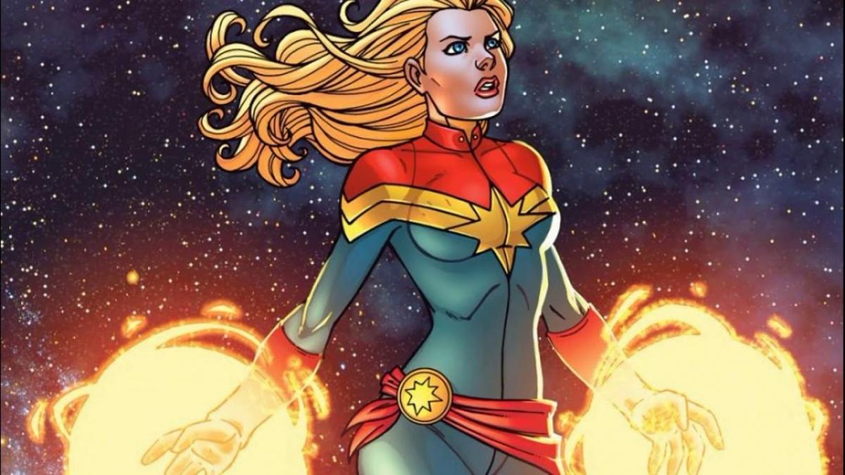 Журнал Entertainment Weekly показал новые кадры из «Капитана Марвел»