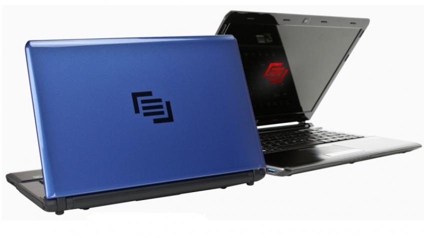 Maingear анонсировала ноутбук Pulse 14