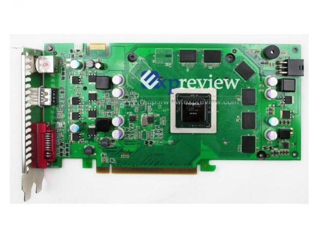 NVIDIA GeForce 8800 GS на подходе