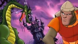 Создатели Dragon's Lair собирают деньги на мультфильм