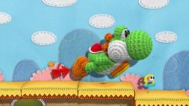 Nintendo рассказала историю Йоши в трейлере Yoshi's Woolly World