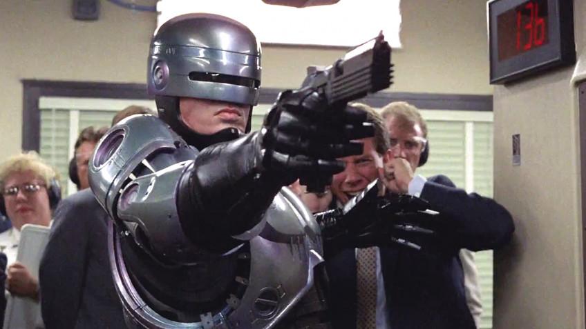 В разработке находится сериал-приквел в мире Робокопа — но без него самого