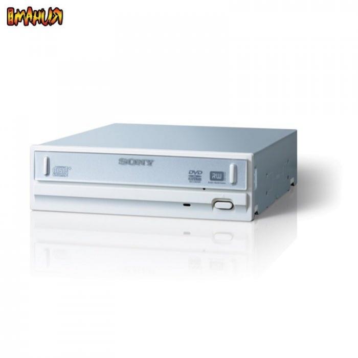 18х DVD-резак от Sony