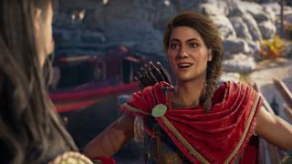 Для Assassin's Creed Valhalla готовят задание с Кассандрой из Assassin's Creed Odyssey