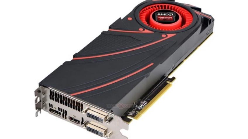 AMD анонсировала видеокарту Radeon R9 290X