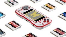 Портативная ретроконсоль Evercade под картриджи NES выйдет22 мая
