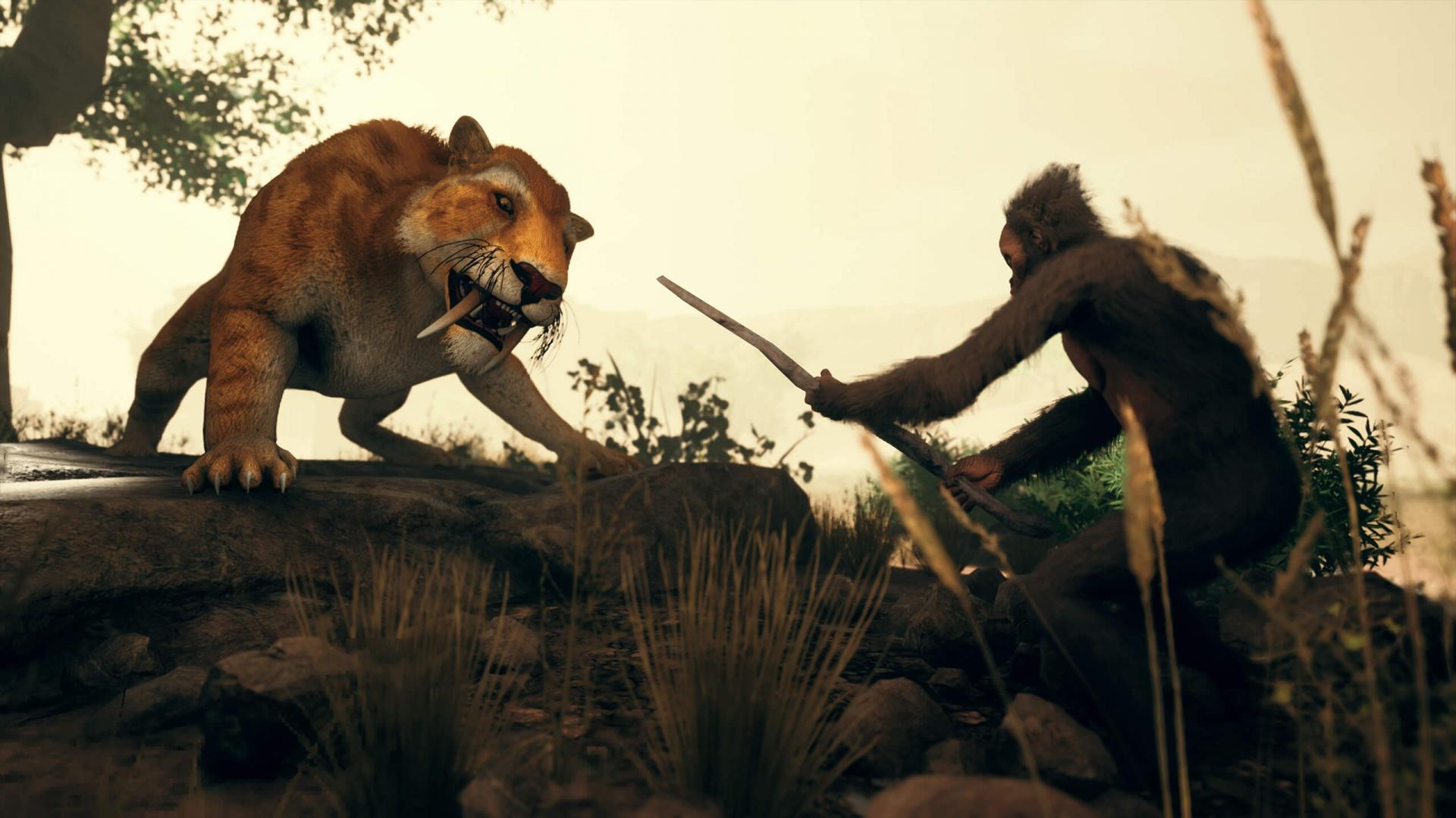Противоречивая Ancestors: The Humankind Odyssey выйдет на PS4 и Xbox One уже6 декабря