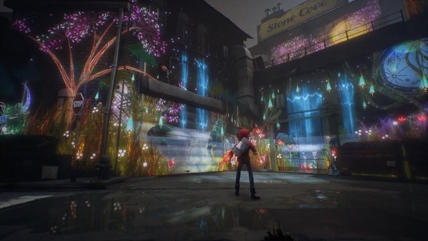 Новый 17-минутный ролик игрового процесса Concrete Genie