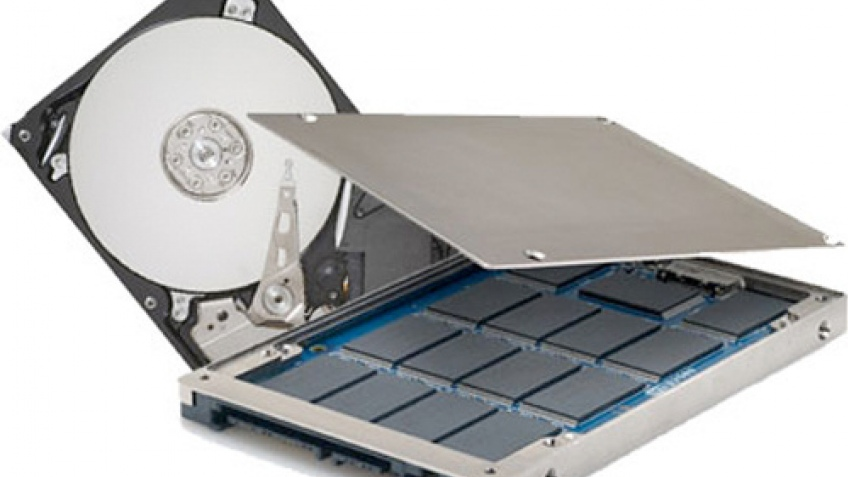 Seagate представила гибридный винчестер Momentus XT нового поколения