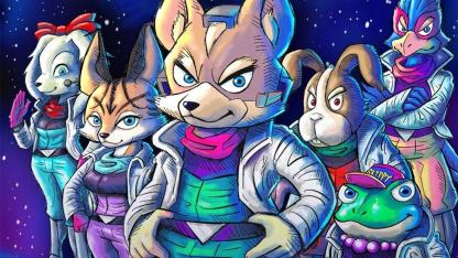 Фанаты работают над бесплатной Star Fox для PC