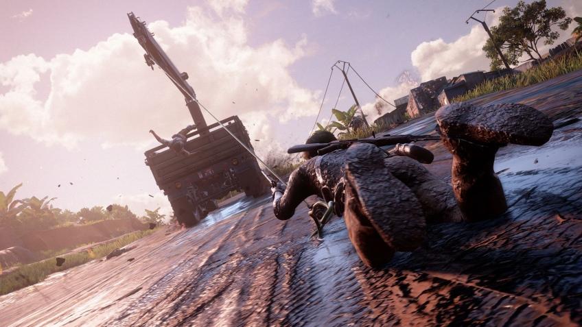 Для «Uncharted 4: Путь вора» выпустили обновление