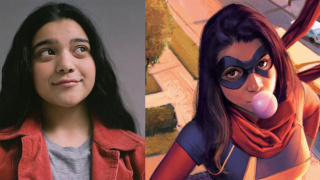 СМИ: найдена актриса на роль Мисс Марвел в сериале Marvel
