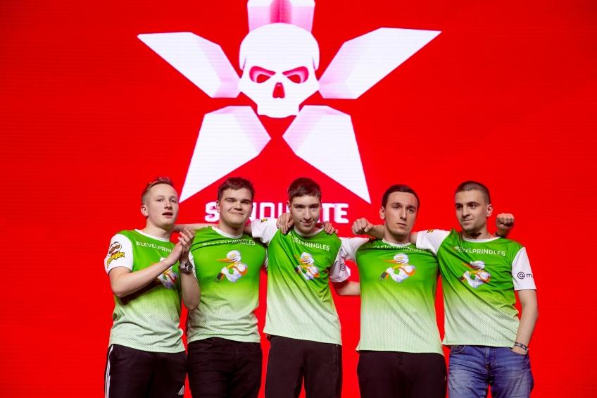 Команда Repulse победила в LAN-финале Warface Syndicate: PTB League