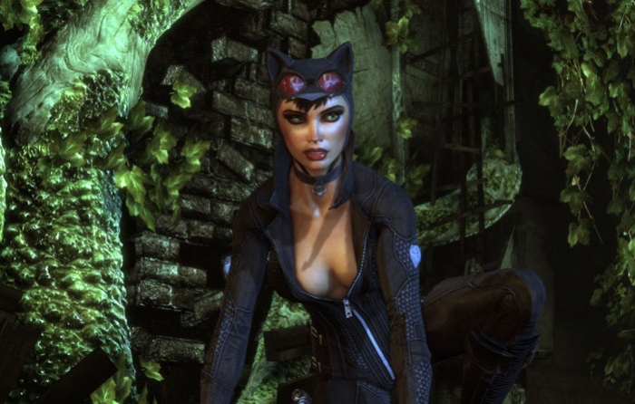 Демонстрация особенностей PC-версии Batman: Arkham City