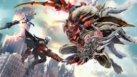 В новом трейлере God Eater3 показали настройку героев и оружия