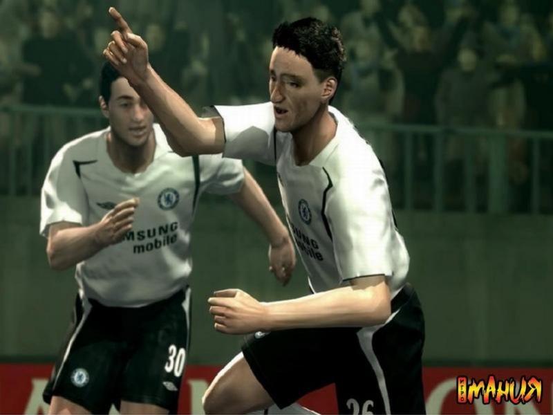 Звезда футбола дружит с Konami