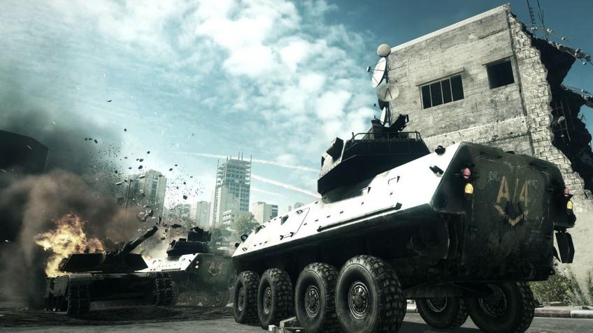 Battlefield3 пока проигрывает Call of Duty