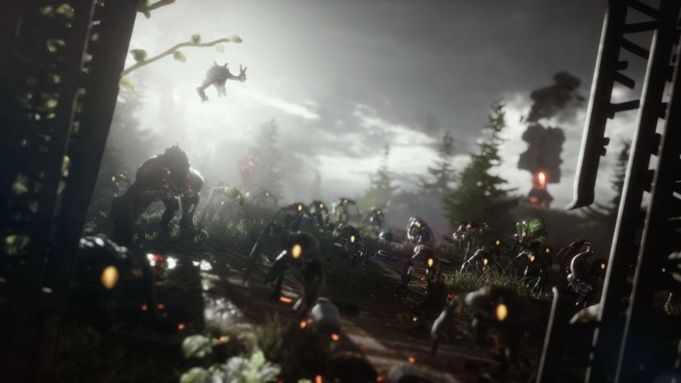 Разработчики Earthfall объявили сезон бесплатных обновлений