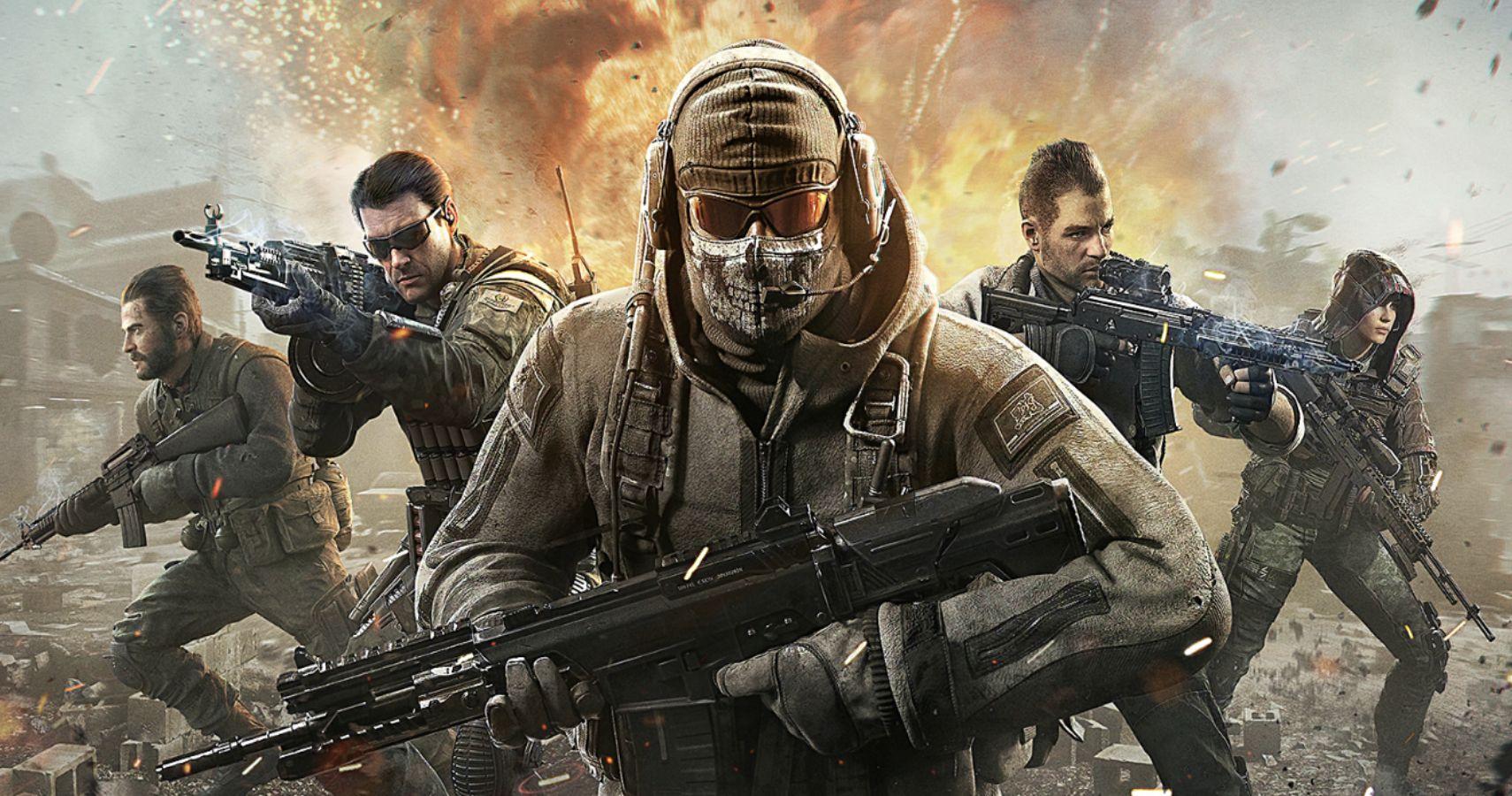 Команда мобильной Call of Duty поздравила игроков, уничтожив 2020 год