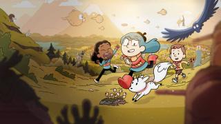 Netflix представил трейлер второго сезона мультсериала «Хильда»