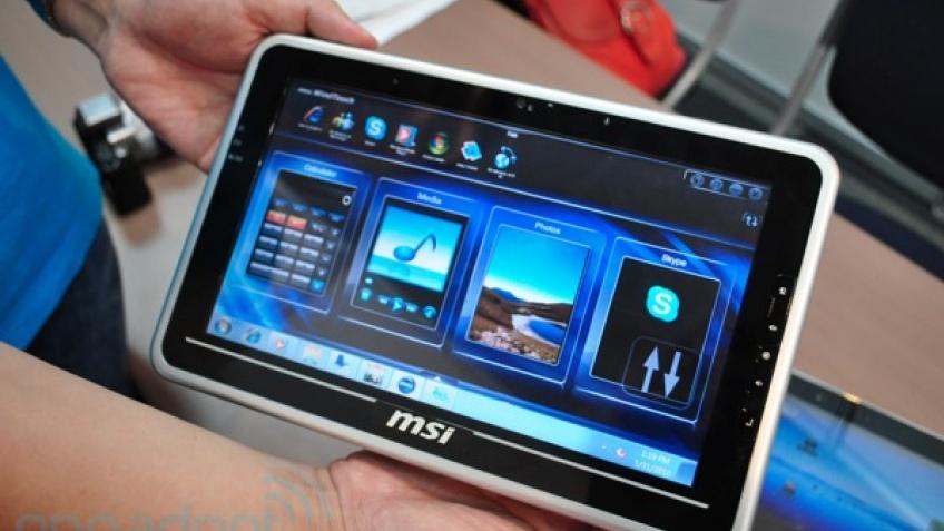 Нетбуки уступят место планшетам к 2012 году?