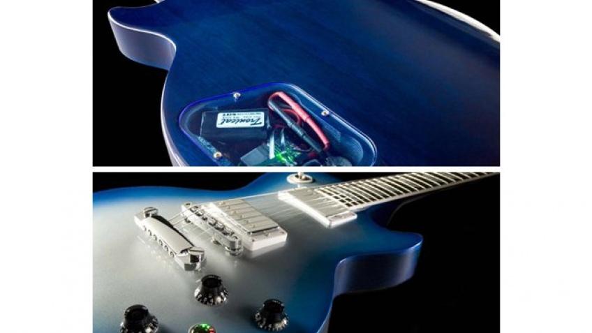 Робо-гитара от Gibson
