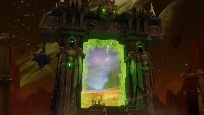 Blizzard выдала дату выхода World of Warcraft: The Burning Crusade Classic