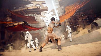 Самой продаваемой игрой серии Star Wars остаётся Battlefront
