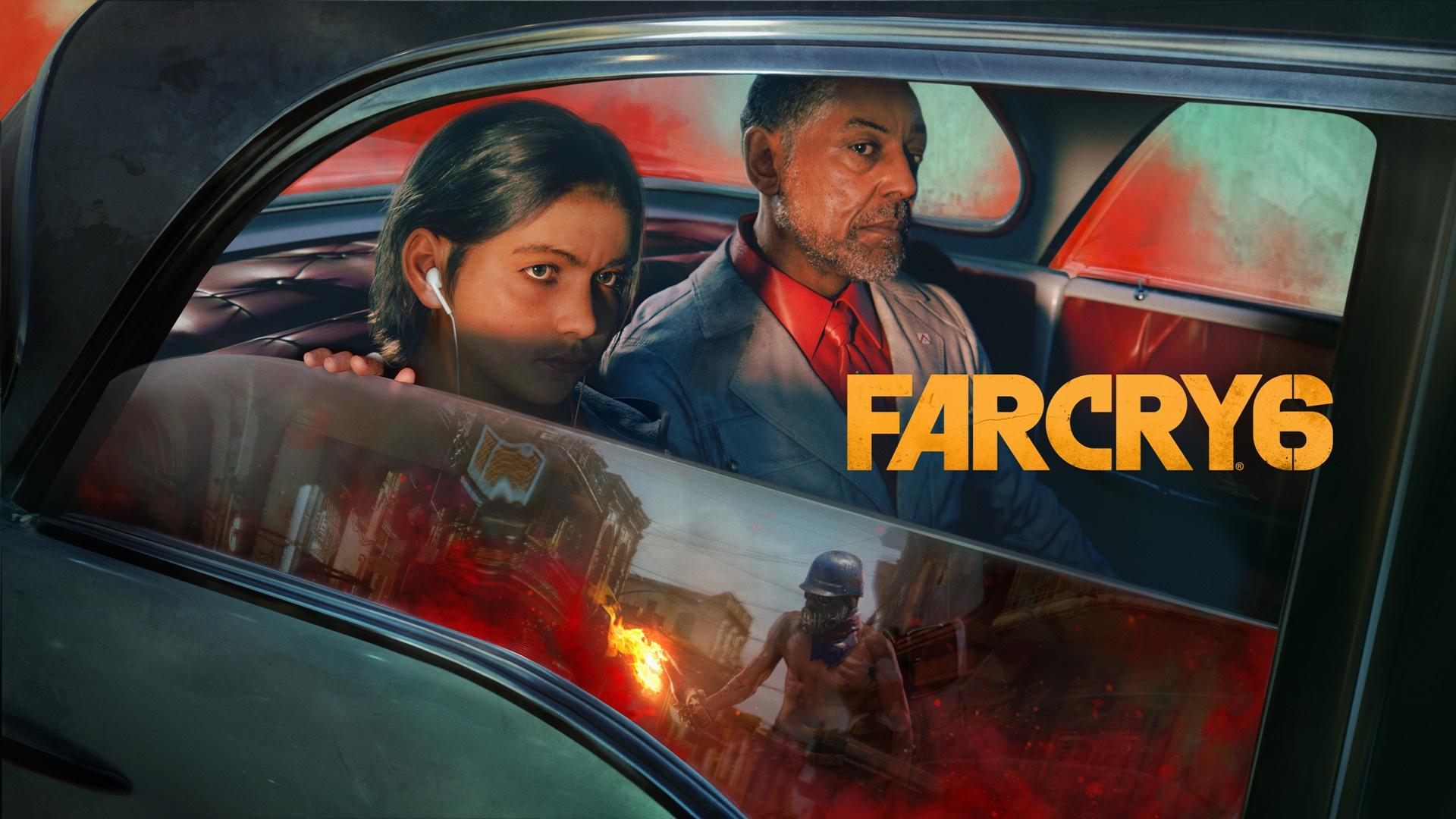 Ubisoft представила Far Cry6 с двумя трейлерами и первыми скриншотами