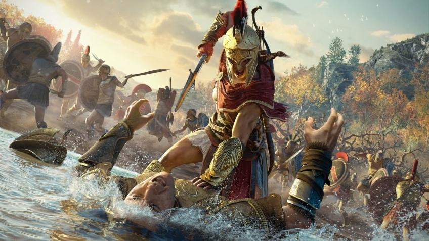Assassin's Creed Odyssey стартовала в Steam лучше любой другой части серии