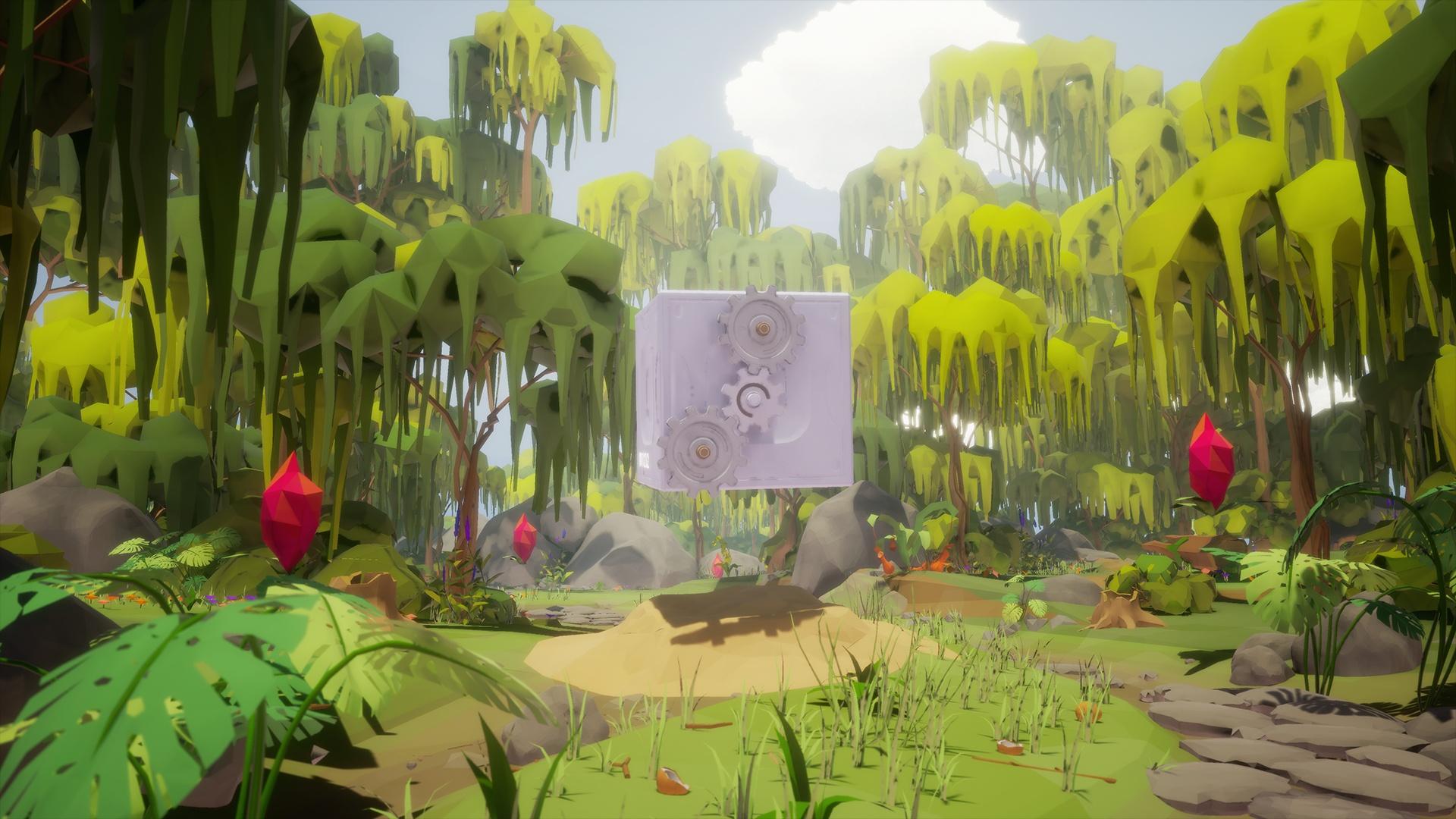 У головоломки Dreamo появились трейлер и дата релиза