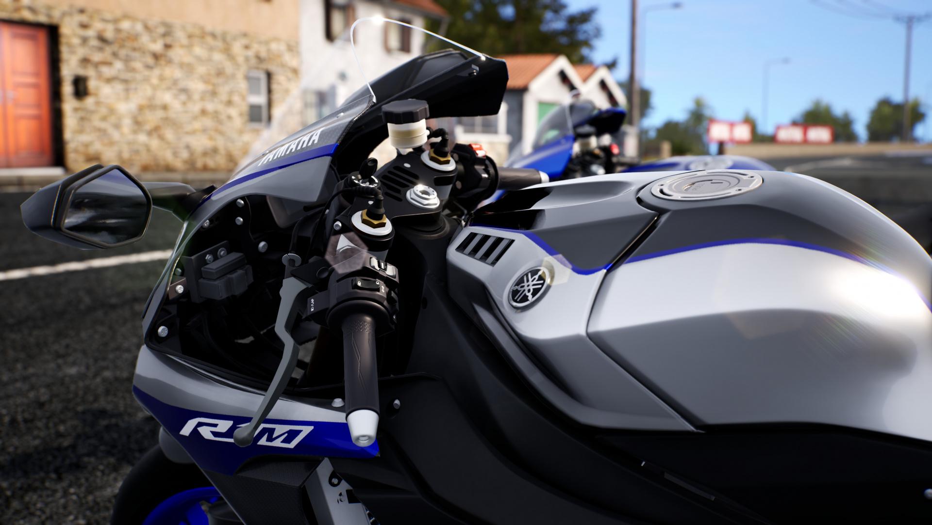Авторы Ride4 впервые показали непосредственно игровой процесс
