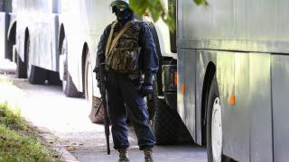 Офис «Яндекса» в Минске заблокировали неизвестные люди с оружием (Обновлено)