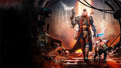 Авторы Necromunda: Hired Gun показали открывающий синематик игры