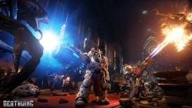В новом трейлере Space Hulk: Deathwing герои бьются с толпой врагов