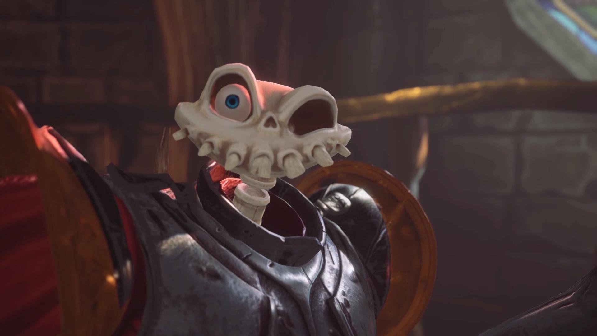 Sony сравнила оригинал и ремейк MediEvil «лоб в лоб»