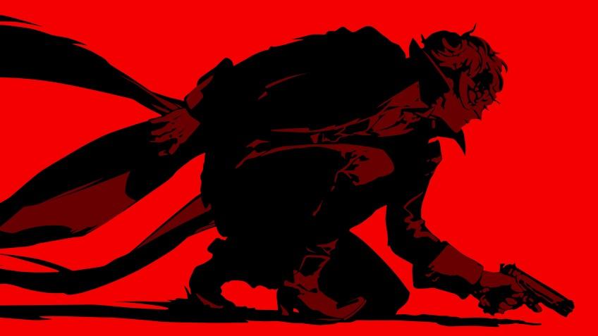 Авторы Catherine: Full Body загнали Джокера из Persona5 на стену