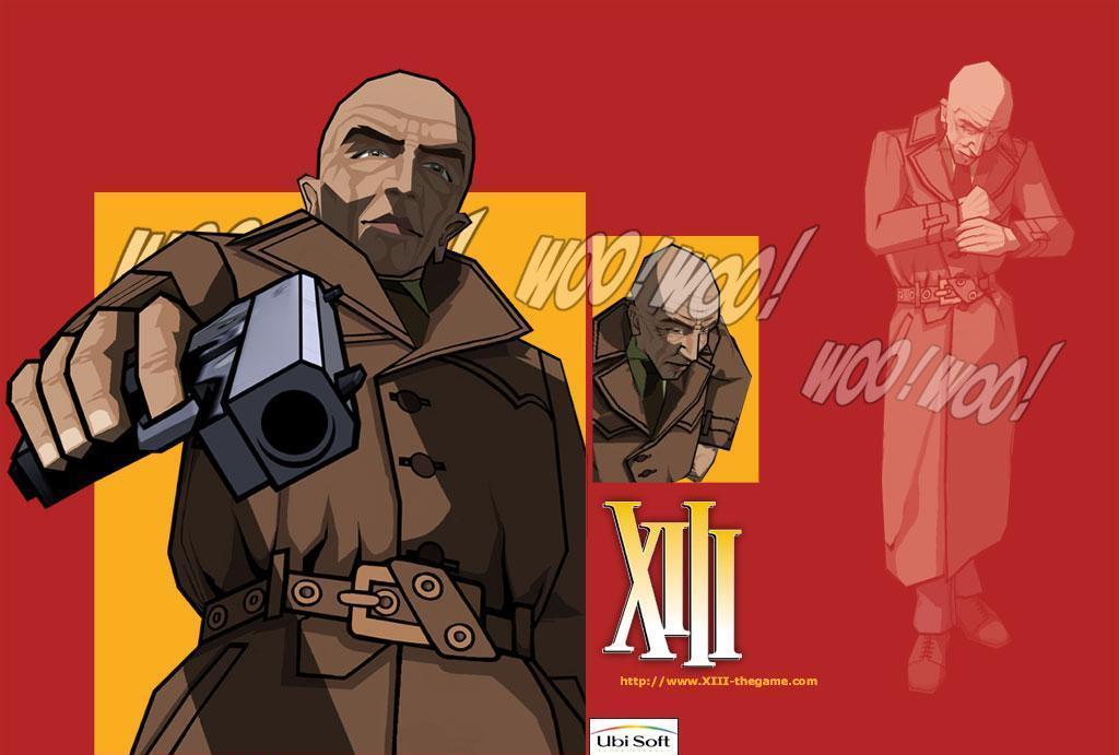 Оригинальную XIII отдают бесплатно в GOG