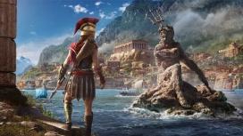 Квартальный отчёт Ubisoft: успехи «Одиссеи» и «Осады», планы на ближайший год