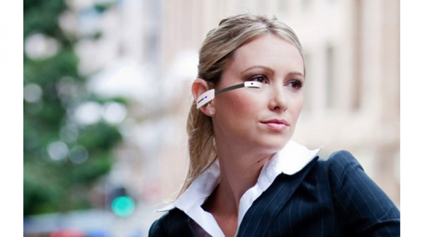 Vuzix Smart Glasses M100: интересный ответ Google Glass