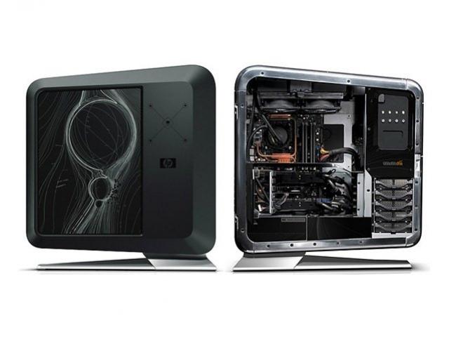 Игровой компьютер по-американски