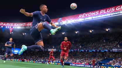 FIFA22 стартовала в рознице Британии на 35% хуже FIFA21