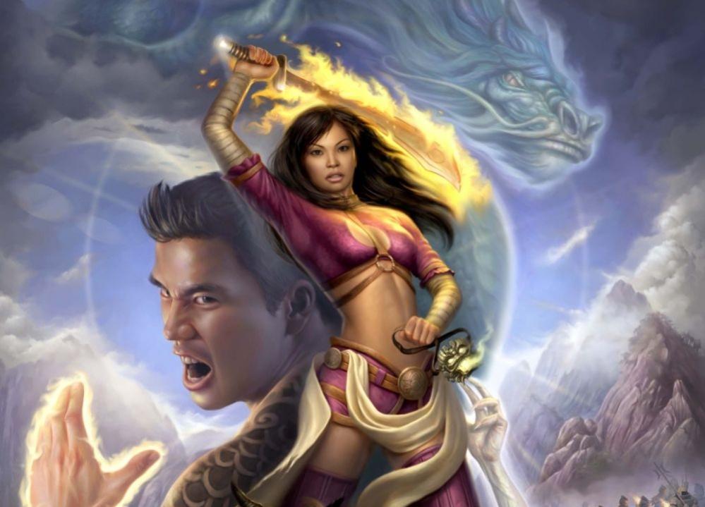 Jade Empire еще вернется!
