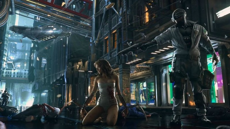 Cyberpunk 2077 обязана поразить игроков — в этом CD Projekt RED уверена