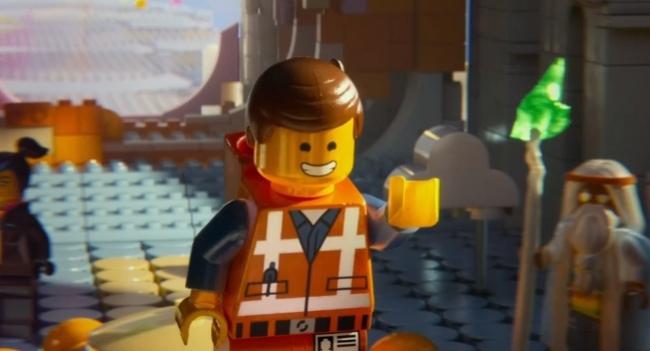 Игра по фильму The Lego Movie выйдет одновременно с релизом фильма