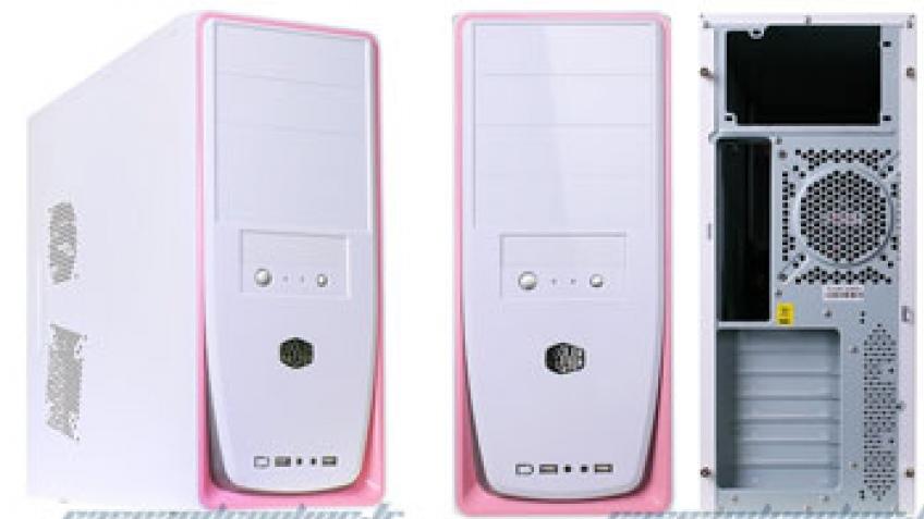 Cooler Master перекрасила корпуса в розовый и голубой