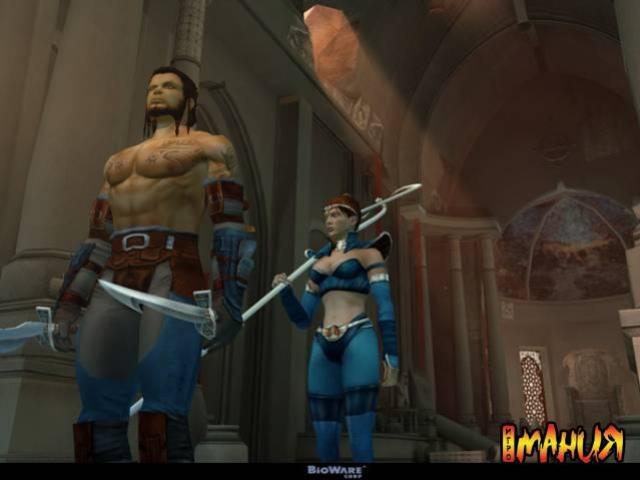 Новые игры от BioWare