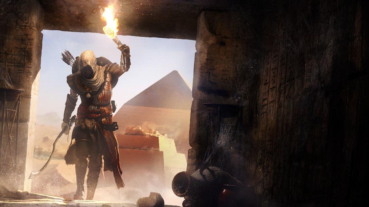 Утечка: следующая часть Assassin's Creed не заставит себя долго ждать